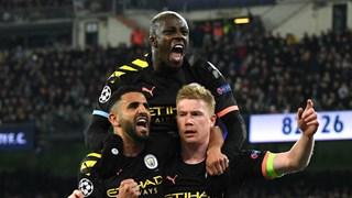 Kevin De Bruyne chạm mốc 50 bàn thắng cho Manchester City