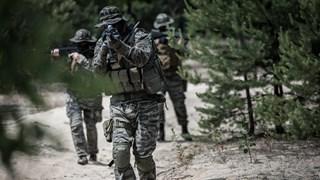 Hình ảnh cuộc tập trận chiến lược Kavkaz-2020 của quân đội Nga