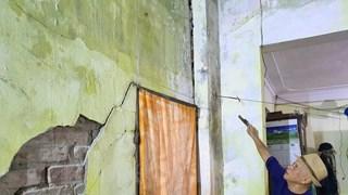 Nam Định: Agribank xây dựng trụ sở làm sụt lún nhà dân
