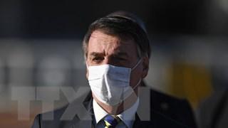 [Video] Tổng thống Brazil dương tính với virus SARS-CoV-2