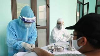 [Video] Test nhanh không có giá trị phát hiện người mang virus