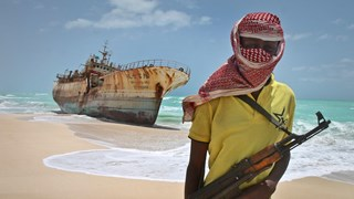 Cướp biển Somalia bắt cóc tàu treo cờ Panama đêm 19/8