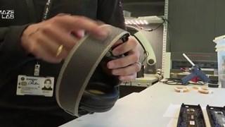 [Video] Thụy Điển phát triển da nhân tạo thay pin năng lượng Mặt Trời