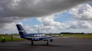 [Video] Máy bay chạy bằng hydro đầu tiên cất cánh thành công