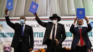 Chính phủ Sudan và các nhóm vũ trang ký thỏa thuận hòa bình cuối cùng