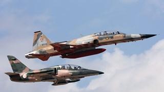 Tunisia: Rơi máy bay quân sự F-5, một phi công thiệt mạng