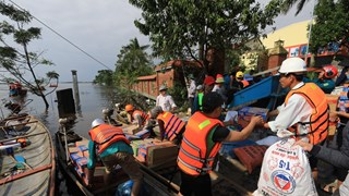 [Video] Người dân vùng lũ Quảng Bình cần hỗ trợ để tái thiết sau lũ