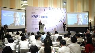Công bố Chỉ số Hiệu quả Quản trị và Hành chính Công cấp tỉnh 2020