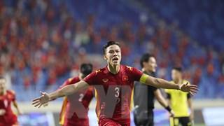 Đội tuyển Việt Nam lập kỳ tích giành vé vào vòng loại thứ 3 World Cup