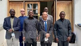 Việt Nam-Tanzania thúc đẩy hợp tác, tăng cường đầu tư song phương