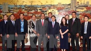 Hải Phòng muốn hợp tác với Micronesia về lĩnh vực kinh tế biển
