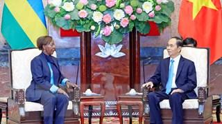 Mở rộng các lĩnh vực hợp tác giữa Việt Nam với Rwanda và Guinea