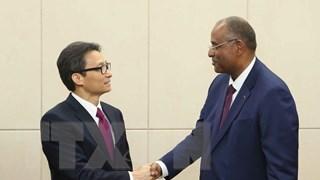 Chia sẻ kinh nghiệm triển khai chính phủ điện tử với Côte d'Ivoire