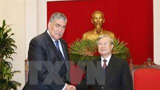 Củng cố hơn nữa quan hệ hợp tác giữa Việt Nam-Dominicana