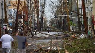 Puerto Rico yêu cầu 70.000 người người sơ tán trước nguy cơ vỡ đập