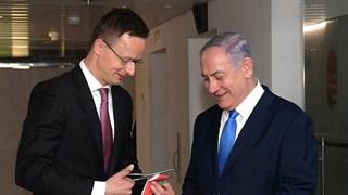 Hungary cắt băng khai trương văn phòng thương mại tại Jerusalem