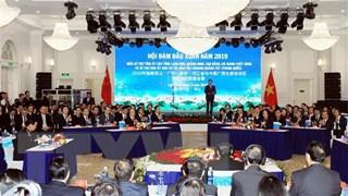 Hội đàm giữa bí thư 4 tỉnh Việt Nam và khu tự trị Choang Quảng Tây