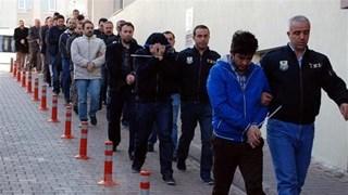 Thổ Nhĩ Kỳ bắt 249 nhân viên ngoại giao nghi liên quan giáo sỹ Gulen