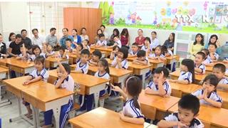 [Video] TP. HCM thử nghiệm đăng ký tuyển sinh lớp 6 qua mạng