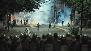 [Video] Cận cảnh bạo động kinh hoàng sau bầu cử ở Indonesia