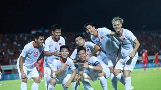 [Video] Việt Nam nâng cao thứ hạng trên bảng xếp hạng FIFA