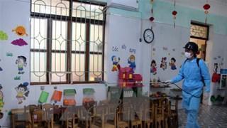 [Video] Đề nghị cho học sinh mầm non, tiểu học, THCS tiếp tục nghỉ học