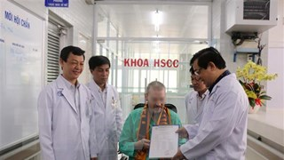 [Video] Nhìn lại hành trình sinh tử của bệnh nhân số 91