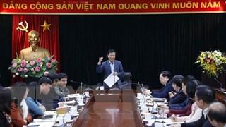 [Video] Khai trương Trung tâm Báo chí phục vụ Đại hội XIII của Đảng