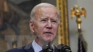 [Video] Mỹ: 61% ý kiến ủng hộ tân Tổng thống Joe Biden