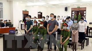 [Video] Xét xử sơ thẩm vụ án buôn lậu tại công ty Nhật Cường