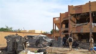 Ít nhất 15 binh sỹ Mali thiệt mạng trong vụ phục kích ở miền Trung