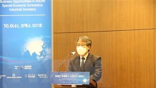 Việt Nam nhấn mạnh tới Chính sách hướng Nam mới + của Hàn Quốc