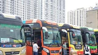 15 địa phương đã đồng ý thí điểm mở lại vận tải khách liên tỉnh