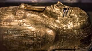 [Video] Mỹ trả lại Ai Cập quan tài bằng vàng hàng nghìn năm tuổi
