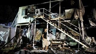 Hy Lạp: 2 mẹ con thiệt mạng trong vụ hỏa hoạn tại trại tị nạn