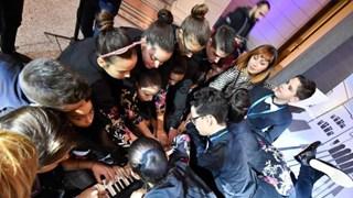 20 nghệ sỹ Bosnia lập kỷ lục Guinness về chơi đàn dương cầm