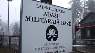 NATO khai trương trụ sở đầu tiên tại một quốc gia Baltic