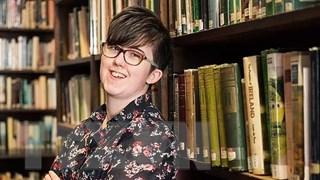 Cảnh sát Bắc Ireland thả 2 nghi phạm sau vụ sát hại nữ nhà báo