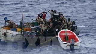 Nhiều thủy thủ châu Á và châu Âu bị bắt cóc ở Vịnh Guinea