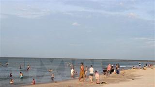 Quảng Trị: Một cô gái đuối nước khi tắm biển cùng nhóm bạn