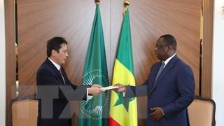 Senegal muốn tăng cường quan hệ hợp tác trên mọi mặt với Việt Nam