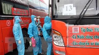 Phú Yên thí điểm vận chuyển hành khách bằng đường bộ với 5 tỉnh, thành
