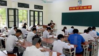 Gần 130 bài thi môn Toán điểm 0 tại Thành phố Hồ Chí Minh