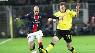 Nhìn lại cuộc chạm trán trước đây giữa Dortmund và Paris Saint-Germain