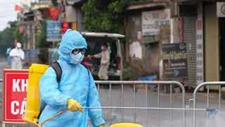 Hà Nam phong tỏa 3 thôn liên quan đến bệnh nhân số 251