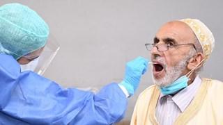 Maroc ghi nhận số ca mắc COVID-19 mới cao nhất từ khi dịch bùng phát