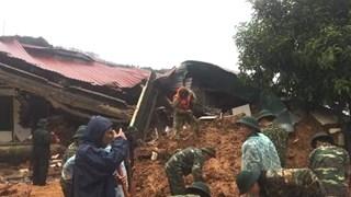 [Video] 40 giờ tìm kiếm cán bộ, chiến sỹ Đoàn Kinh tế Quốc phòng 337