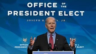 [Video] Tổng thống đắc cử Mỹ Joe Biden hoạch định chính sách đối nội