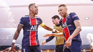 [Video] PSG ăn mừng tưng bừng sau khi vào bán kết Champions League