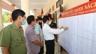[Video] Ninh Bình tăng cường cao điểm chuẩn bị cho ngày bầu cử